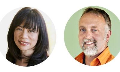 Lifefactory Oprichters Pam en Darren