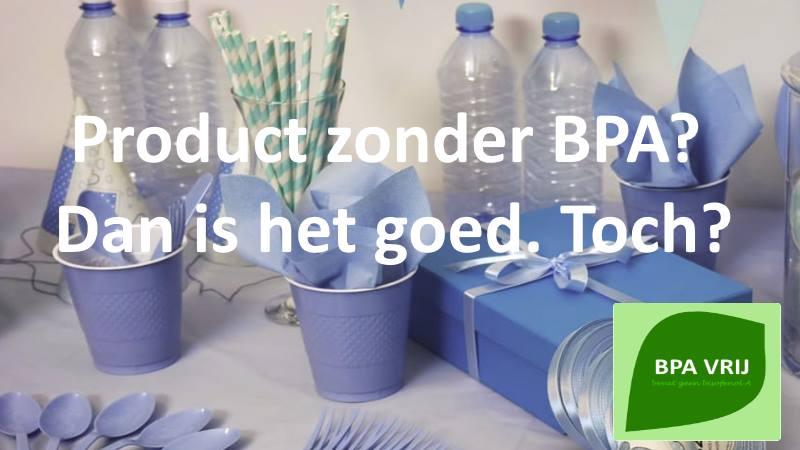 Wat is BPS? Vervanger van BPA