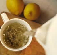 Waterkoker en thee
