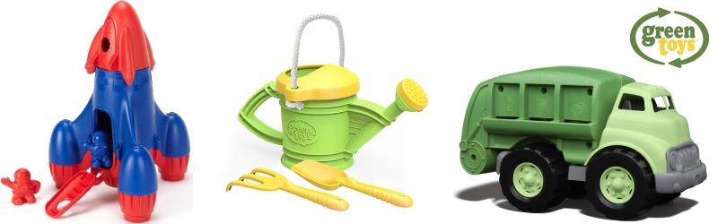 bpa vrij biologisch speelgoed green toys
