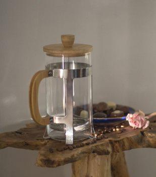 French Press voor koffie | Zonder BPA, BPS of plastic