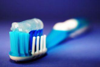 Tandenborstel zonder bpa of BPA-vrij
