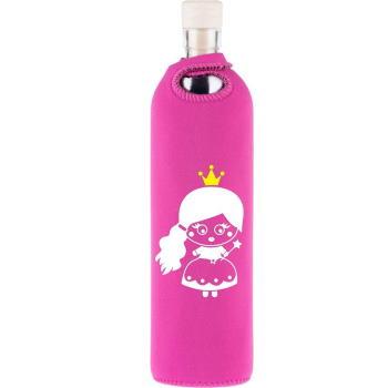 drinkbeker kind zonder plastic roze